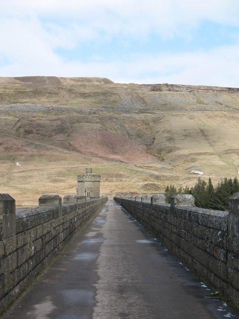 Scar House Dam