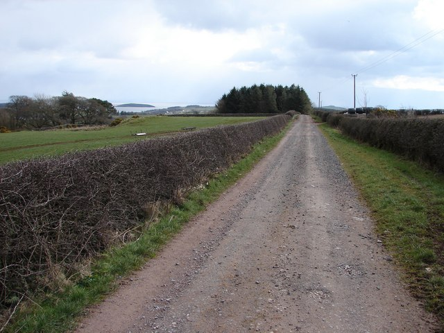 Mine House Farm Track