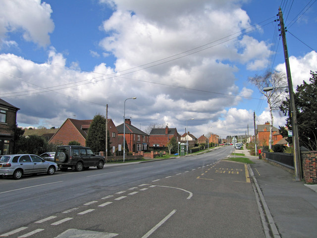 King's Road, Barnetby-le-Wold