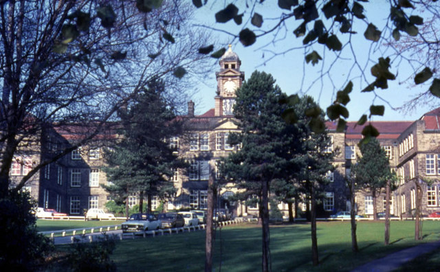 Bingley College of Education 1975