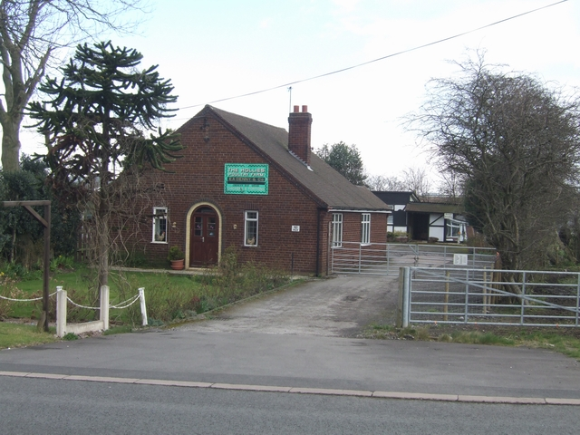 The Hollies Poultry Farm
