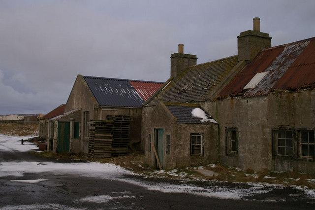 Harold's shop, Uyeasound
