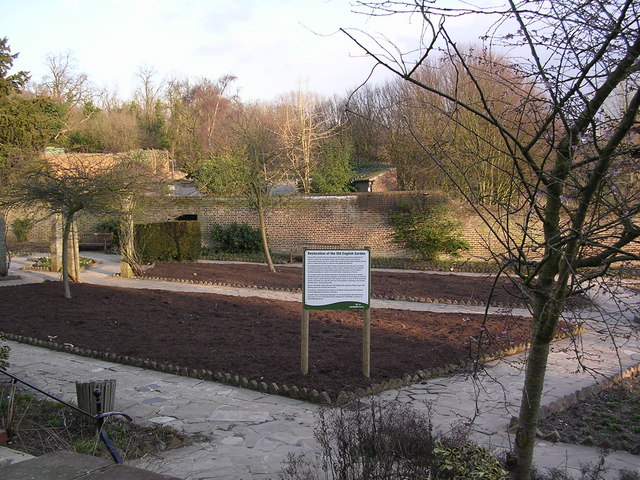 English Garden, Streatham Common