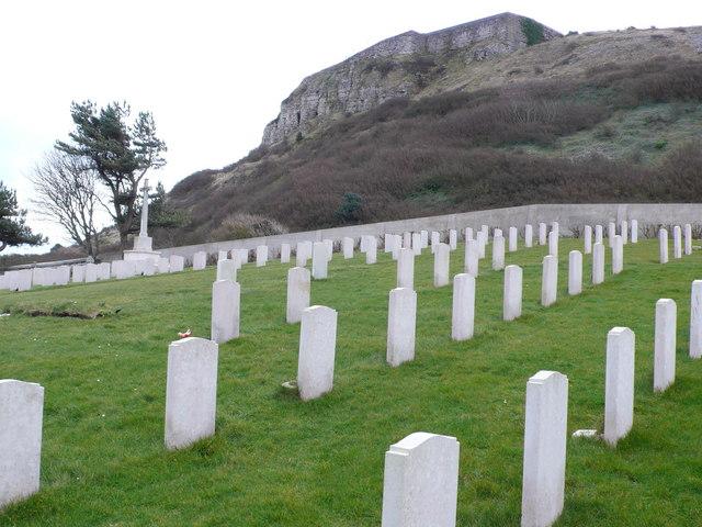 Navy cemetery, Portland