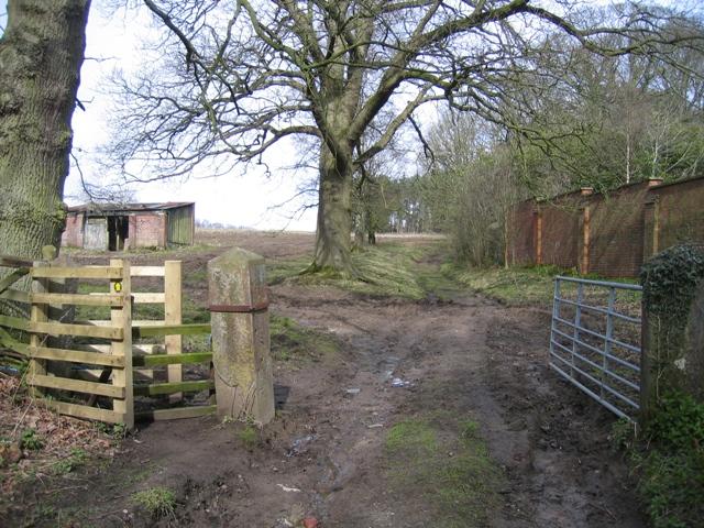Gateway at Gwysaney