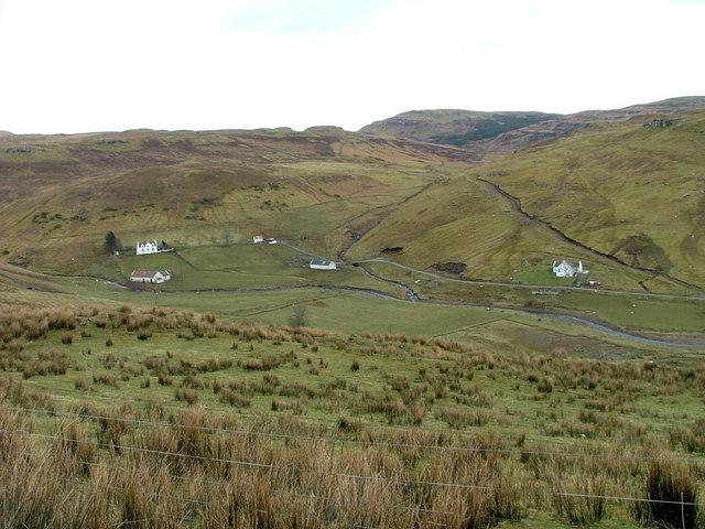 Grazing Land at Totardor