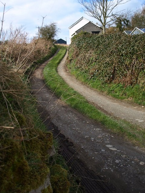 Track, Trewassa