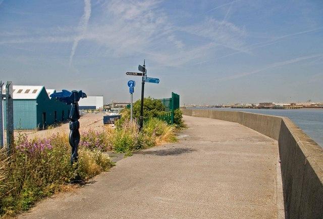 Cycleway #1