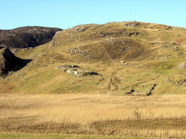 Loch na Cuilc, Kneep