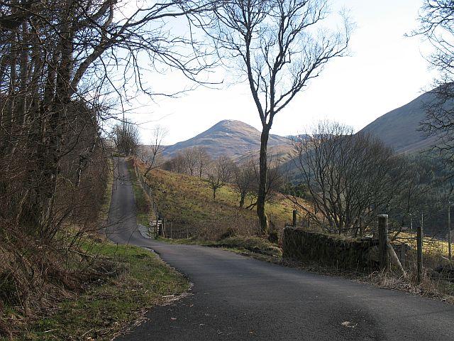Military Road, Blarmachfoldach