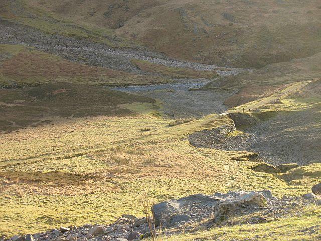 The old road, Glen Coe