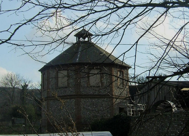 Dovecote at West Firle, East Sussex