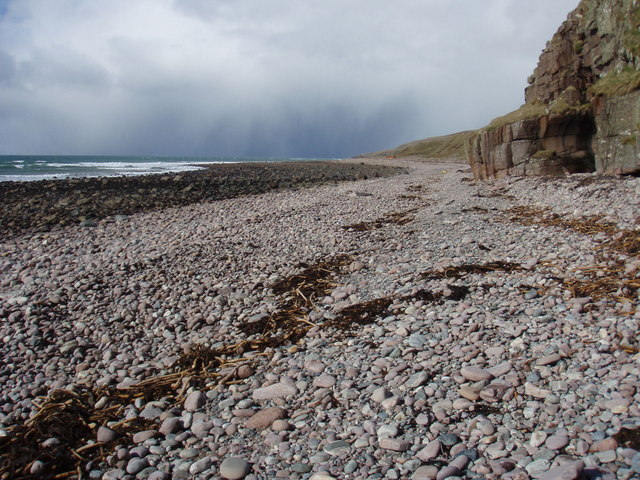 Beach at Aultgrishan