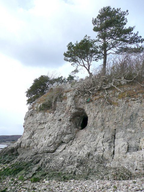 The cave at the cove, Silverdale