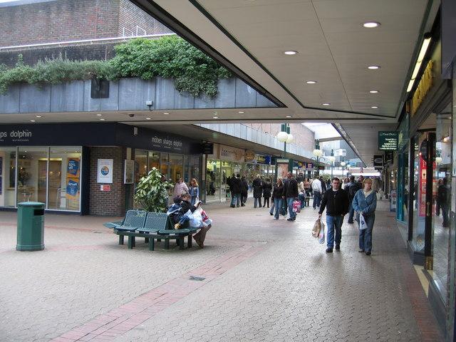 Castle Square - The Malls