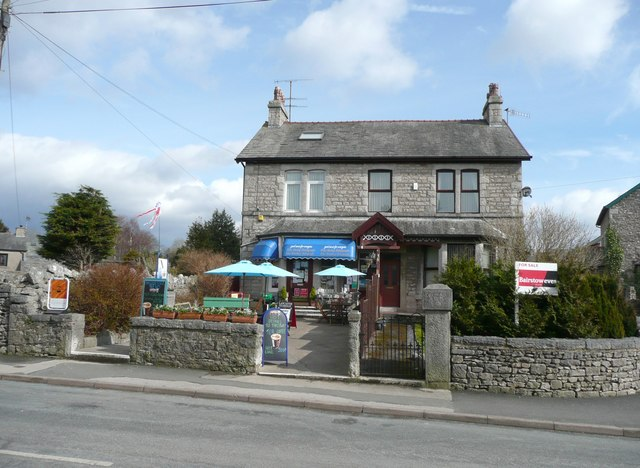 The newsagents, Silverdale