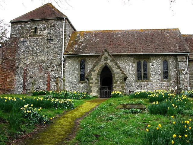 St Mary's church, Bepton