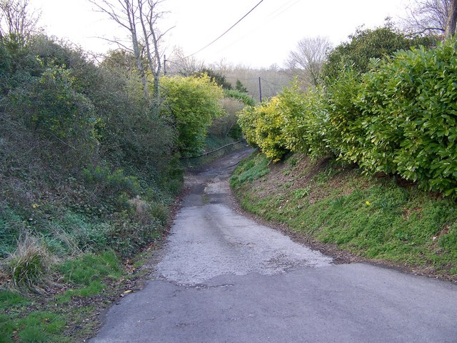 Stocksbridge Lane, Coombe Bissett