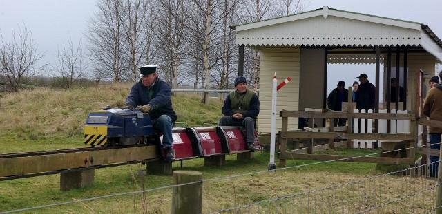 Ryton Pools Miniature Railway at Ryton Pools Country Park