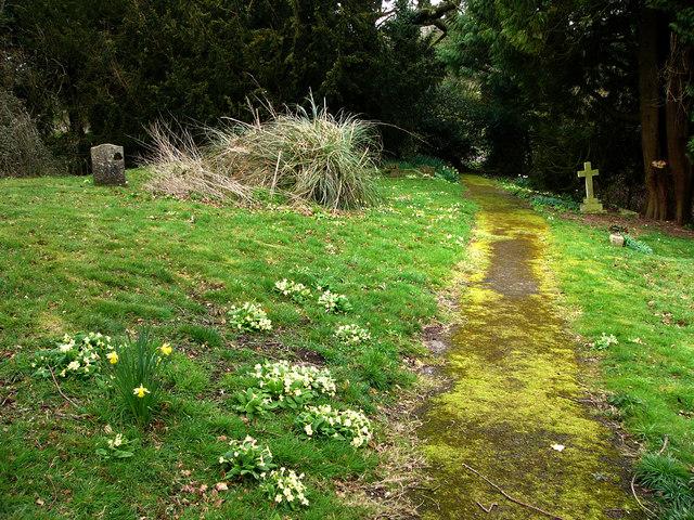 St Mary's churchyard, Bepton
