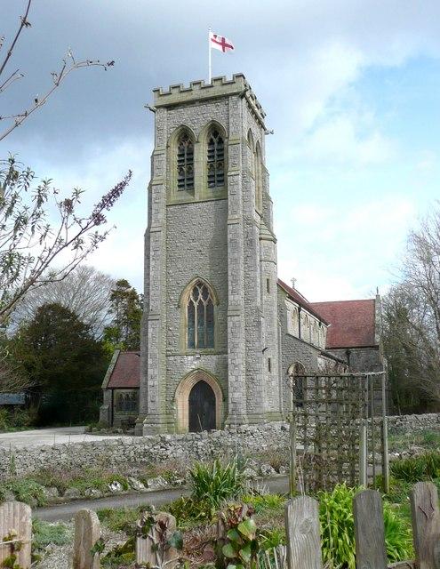 St John's Church, Silverdale