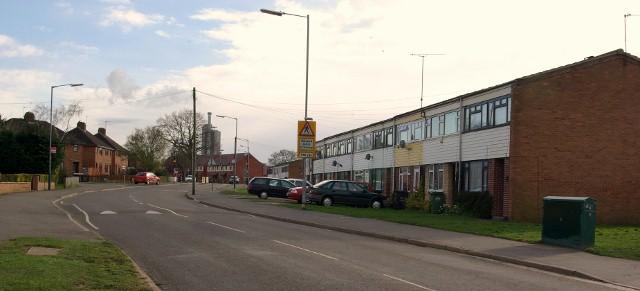 Parkfield Road, Newbold-on-Avon