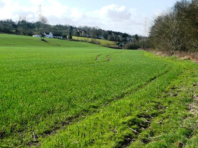 Footpath to Michaelstone
