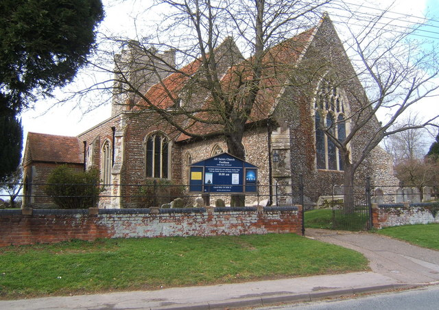 All Saints Church, Fordham