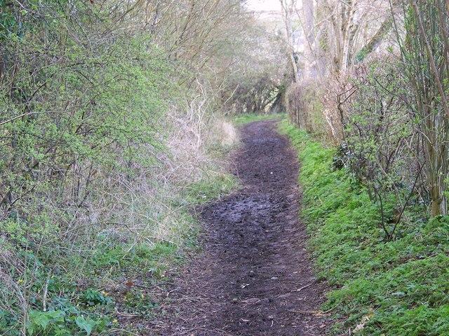 Footpath from Stocksbridge Lane