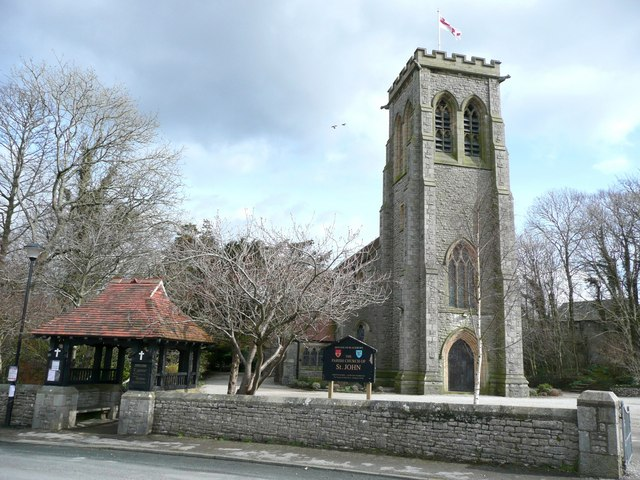 St John's Church, Silverdale