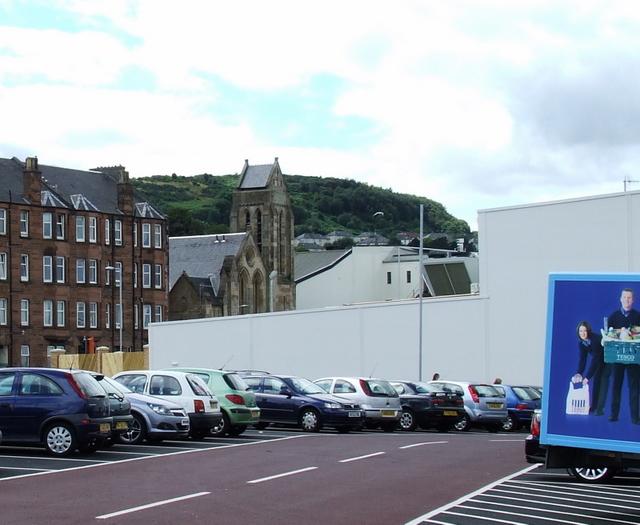 Tesco Extra Port Glasgow