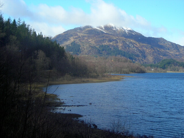 Loch Achray Shoreline