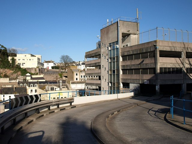 Lower Union Lane Car Park, Torquay