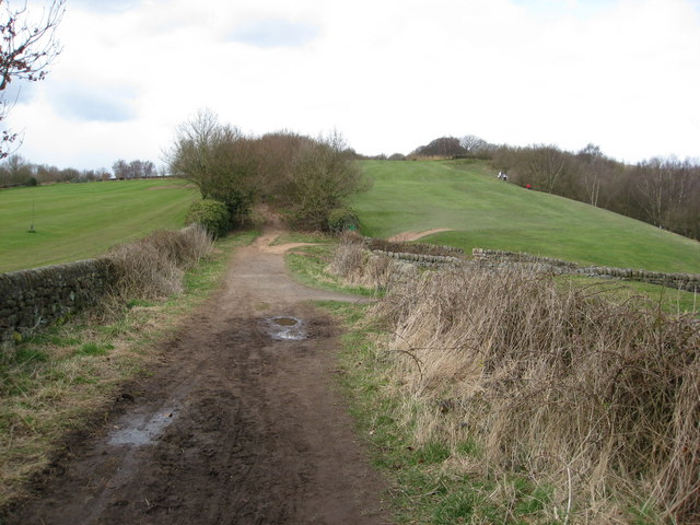 Milford (North Lane View) - Golf Course on either side