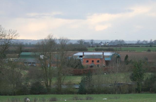 Lodge Farm, Ullesthorpe