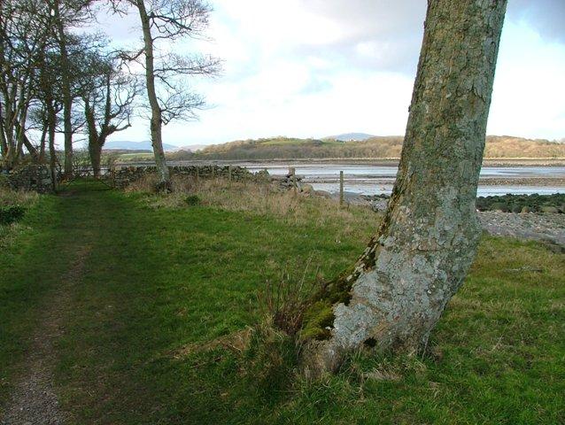 Coastal Footpath, Dumbie Point