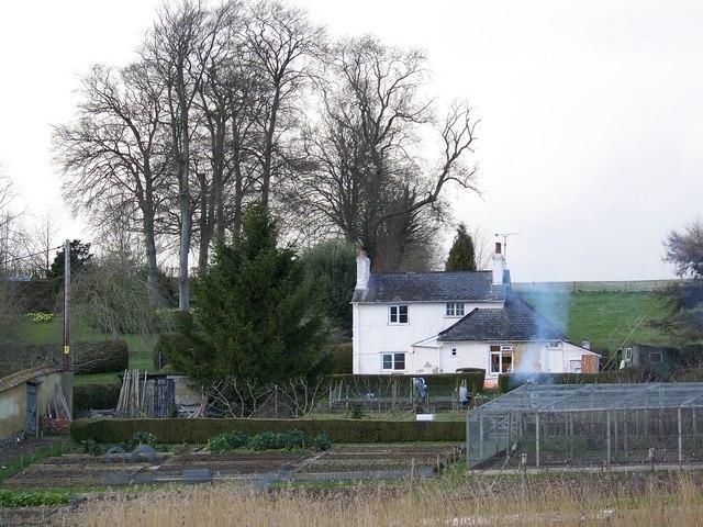 Cottage near Homington House