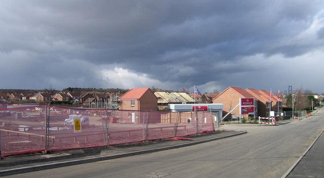 New Development on Tofts Road