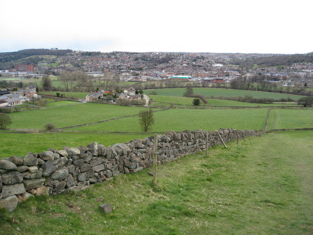 Chevin Mount - Footpath View