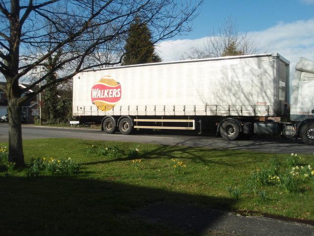 Snack Food Truck, Uppingham Road.