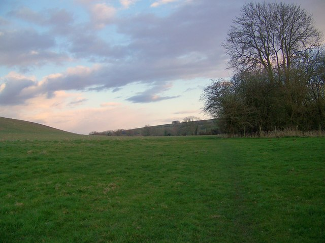 Footpath to Homington