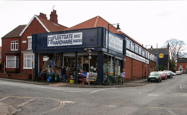 Fleetgate Hardware, Barton-upon-Humber