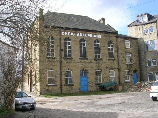 Christadelphian Hall - Chapel Lane