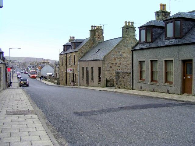 Main Street Aberchirder