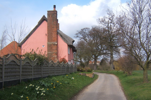 Cottage by Penlan Hall Lane