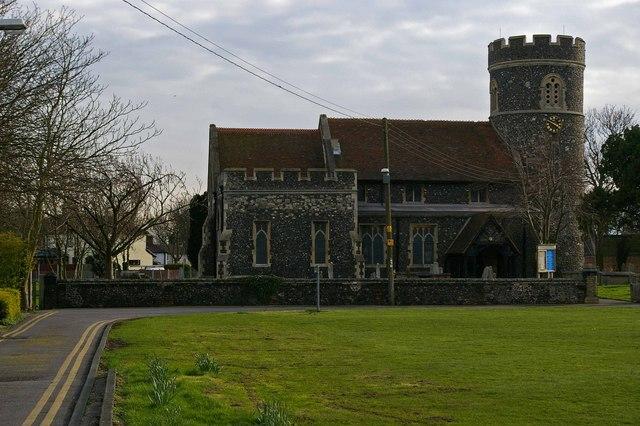 St Nicholas Church, Ockendon
