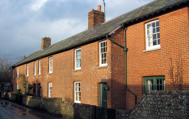 Estate Cottages, The Street, West Firle, East Sussex