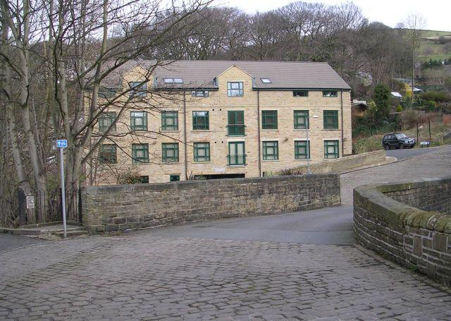 Hebble Brook Mill - Bottoms