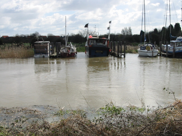 High water on the River Stour