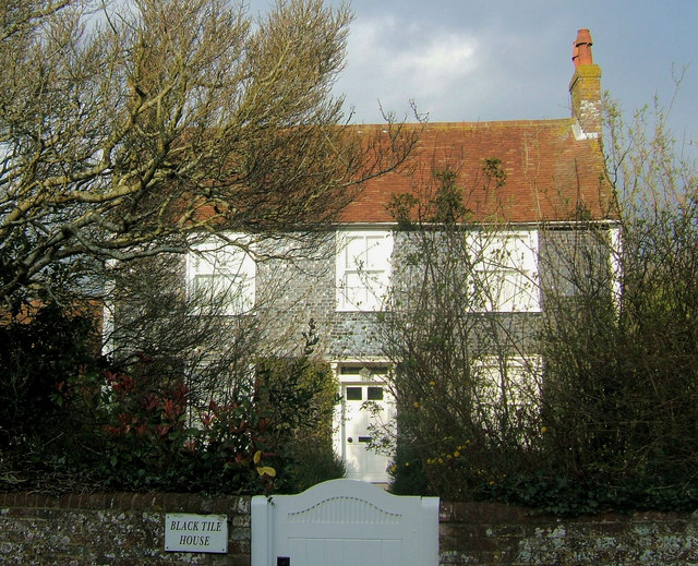 Black Tile House, The Street, West Firle, East Sussex